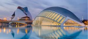 Ciudad de las Artes, un motivo para visitar Valencia