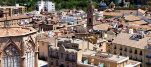 Visita el barrio del Carmen en Valencia