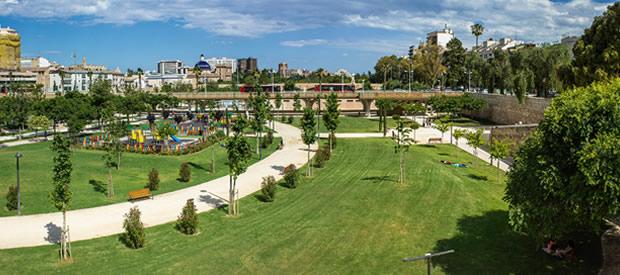 Visitar valencia y conocer el jard n del turia style apartments - Hotel jardines del turia ...